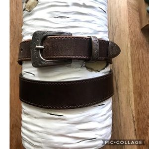 The Limited 100% Genuine leather belt
